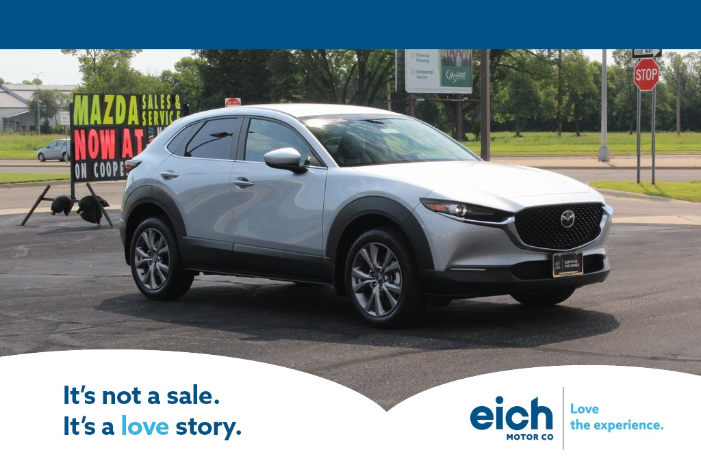 Certified Pre-Owned 2020 Mazda CX-30 Select Package AWD
