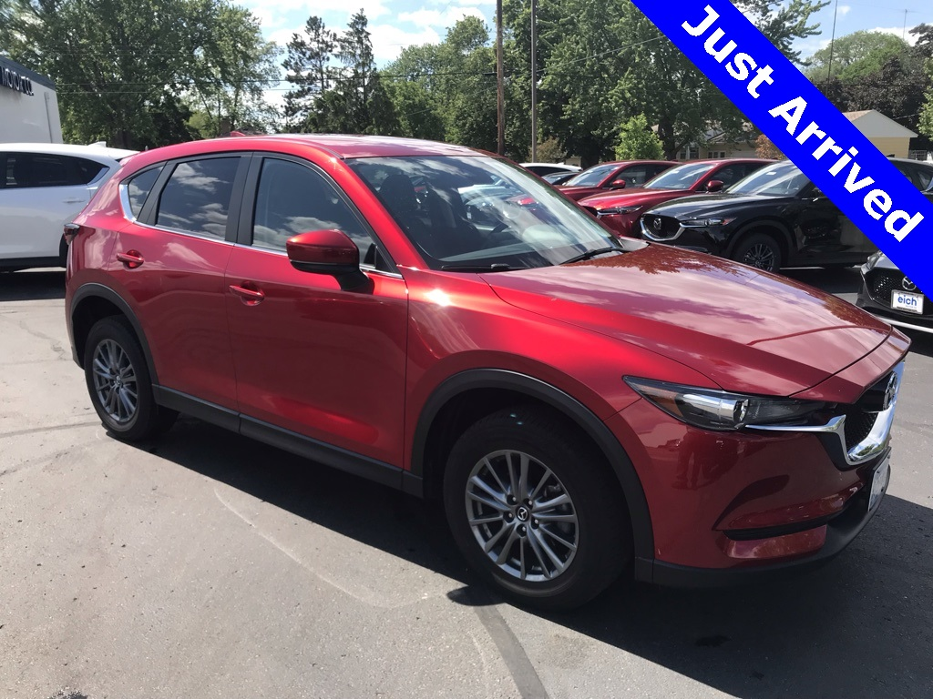 Certified Pre-Owned 2017 Mazda CX-5 Touring AWD