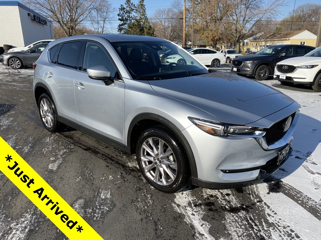 Certified Pre-Owned 2019 Mazda CX-5 Grand Touring AWD