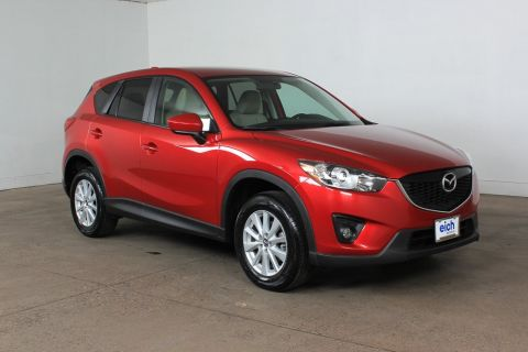 Pre-Owned 2014 Mazda CX-5 Touring AWD