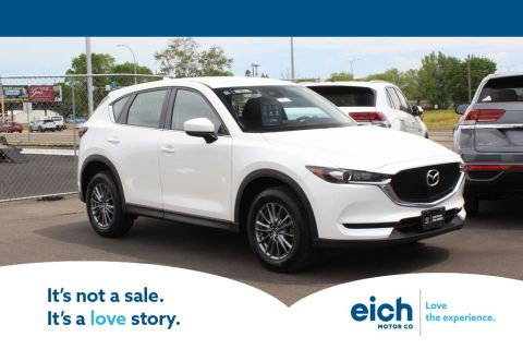 Certified Pre-Owned 2018 Mazda CX-5 Sport AWD