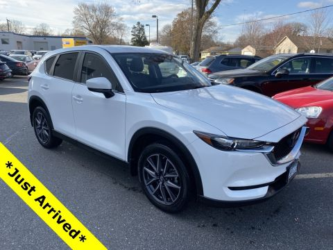 Certified Pre-Owned 2018 Mazda CX-5 Touring AWD