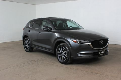 Certified Pre-Owned 2018 Mazda CX-5 Grand Touring AWD Premium Pkg